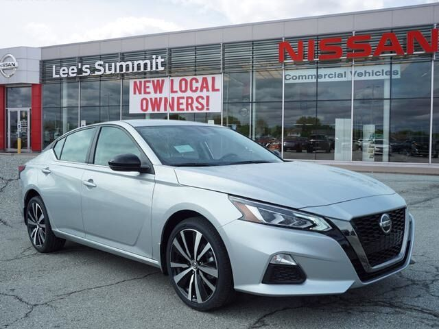 2019 Nissan Altima 2.5 SR Kansas City KS