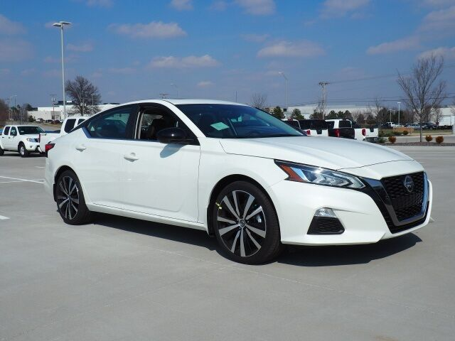 2019 Nissan Altima 2.5 SR Kansas City MO