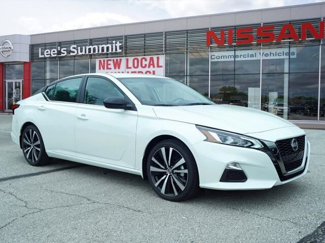 2019 Nissan Altima 2.5 SR Lee's Summit MO