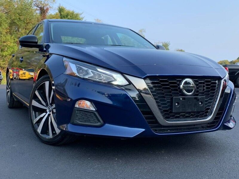 2019 Nissan Altima 2.5 SR Little Valley NY