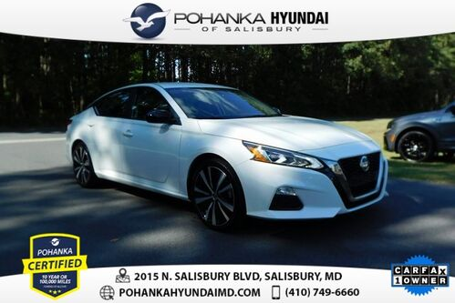 2019_Nissan_Altima_2.5 SR **ONE OWNER**BACK UP CAM**LEATHER**_ Salisbury MD
