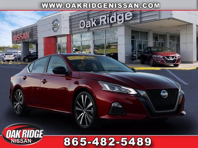 2019 Nissan Altima 2.5 SR Oak Ridge TN