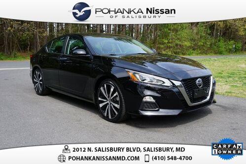2019_Nissan_Altima_2.5 SR_ Salisbury MD
