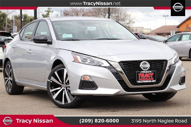 2019 Nissan Altima 2.5 SR Tracy CA