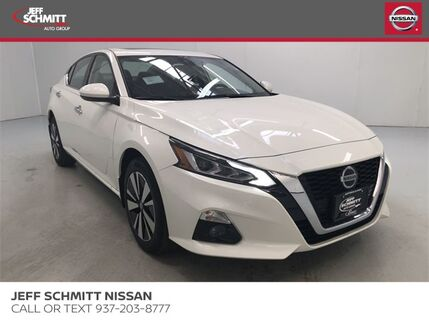 2019_Nissan_Altima_2.5 SV_ Beavercreek OH