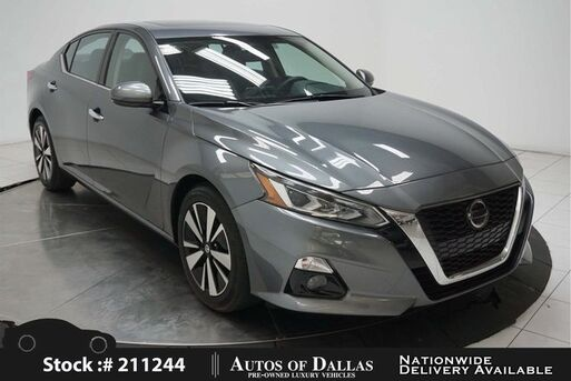 2019_Nissan_Altima_2.5 SV CAM,SUNROOF,HTD STS,PARK ASST,BLIND SPOT_ Plano TX