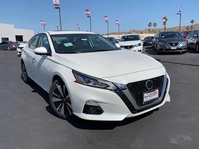 2019 Nissan Altima 2.5 SV Palm Springs CA