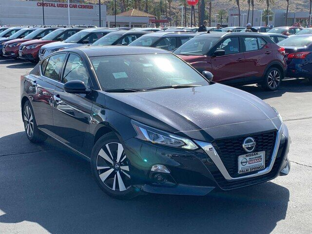 2019 Nissan Altima 2.5 SV Cathedral City CA
