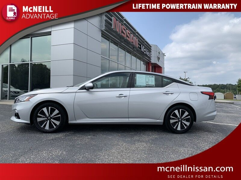 2019 Nissan Altima 2.5 SV High Point NC