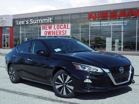 2019 Nissan Altima 2.5 SV Kansas City KS