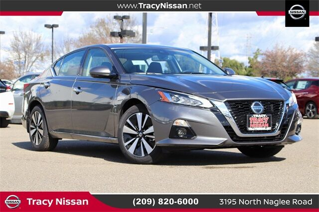 2019 Nissan Altima 2.5 SV Tracy CA