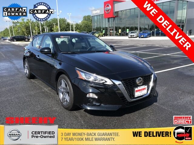 2019 Nissan Altima 2.5 SV White Marsh MD