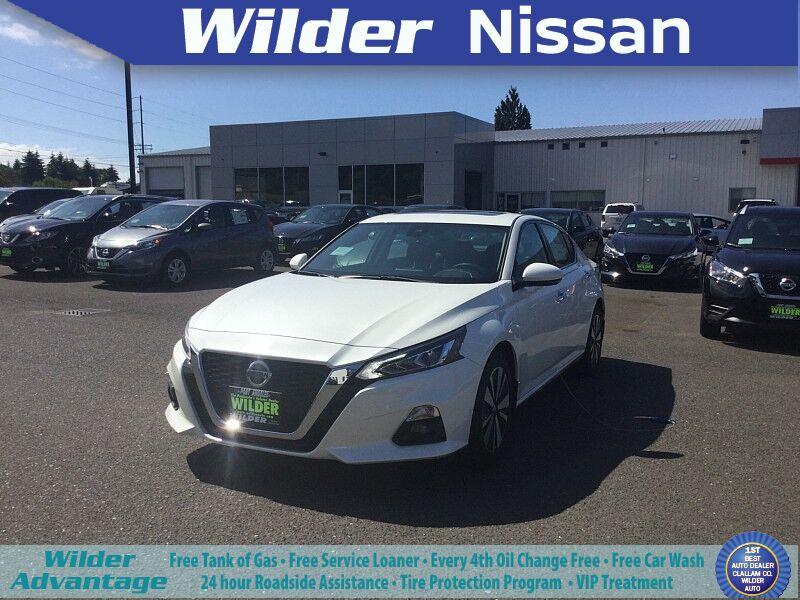 2019 Nissan Altima 4d Sedan FWD 2.5L SV Port Angeles WA