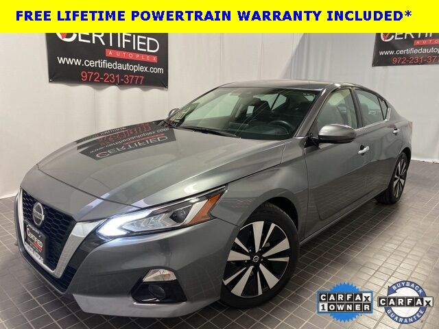 2019 Nissan Altima SL NAVIGATION SUNROOF BLIND SPOT ASSIST LANE ASSIS Dallas TX