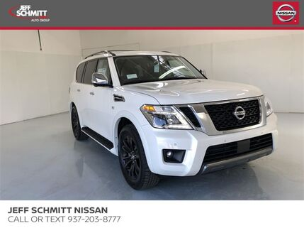 2019_Nissan_Armada_Platinum_ Beavercreek OH