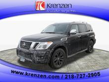 2019_Nissan_Armada_Platinum_ Duluth MN