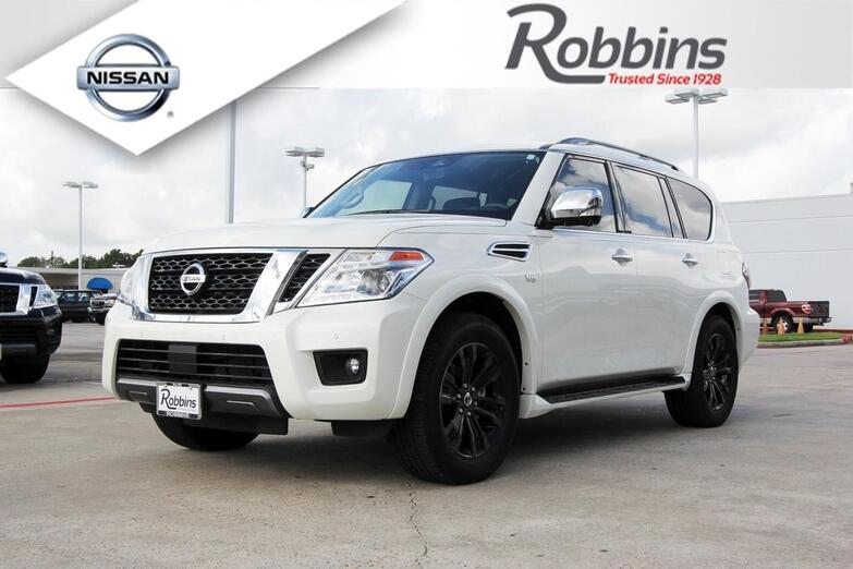 2019 Nissan Armada Platinum Houston TX