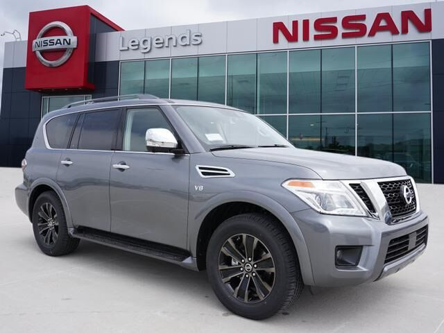 2019 Nissan Armada Platinum Kansas City KS
