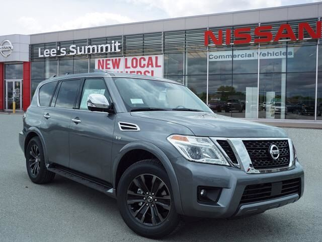 2019 Nissan Armada Platinum Kansas City MO