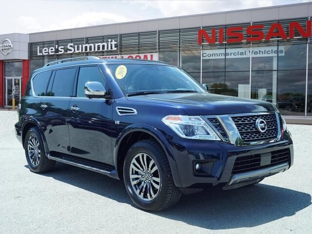 2019 Nissan Armada Platinum RESERVE PACKAGE Lee's Summit MO