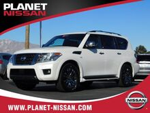 2019_Nissan_Armada_Platinum Reserve with DVD system_ Las Vegas NV