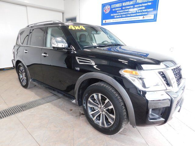 2019 Nissan Armada SL AWD SUNROOF LEATHER NAVI Listowel ON