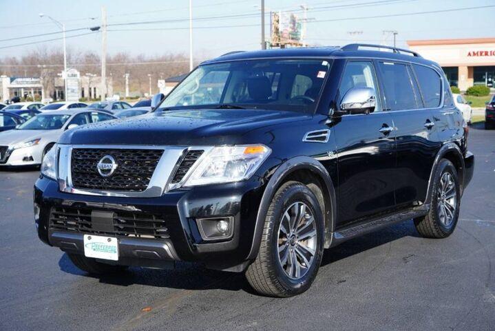 2019 Nissan Armada SL Fort Wayne Auburn and Kendallville IN