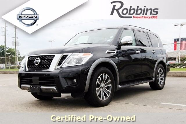 2019 Nissan Armada SL Houston TX