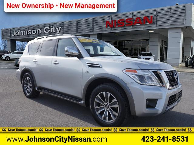 2019 Nissan Armada SL Johnson City TN
