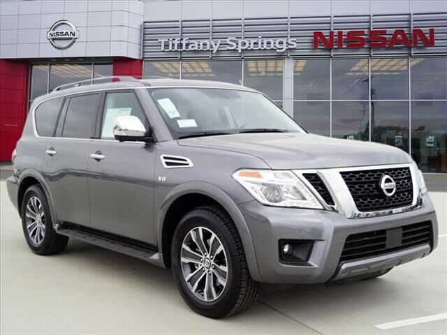 2019 Nissan Armada SL Kansas City KS