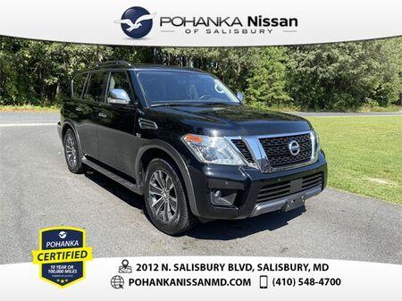 2019_Nissan_Armada_SL_ Salisbury MD