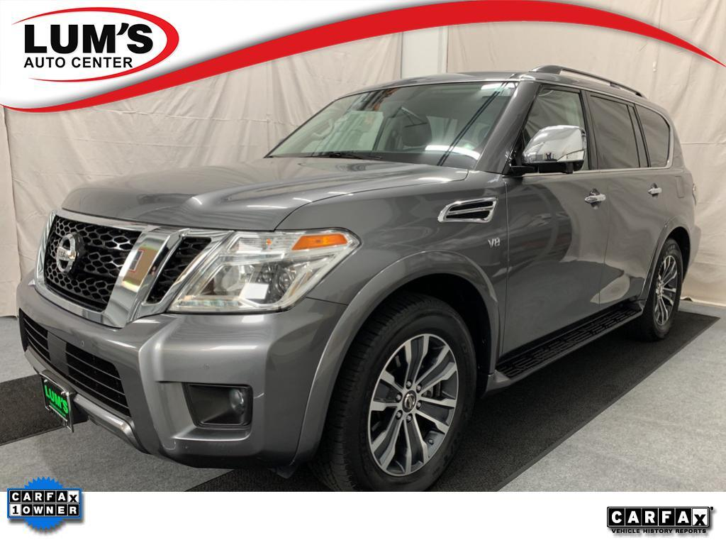 2019 Nissan Armada SL Warrenton OR