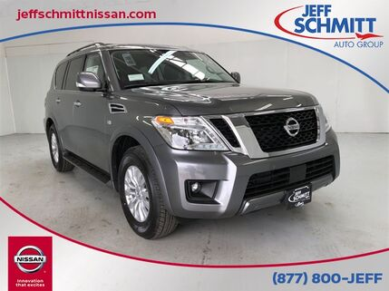 2019_Nissan_Armada_SV_ Beavercreek OH