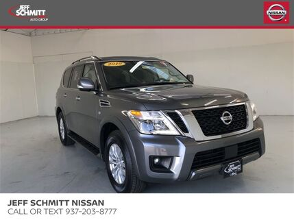 2019_Nissan_Armada_SV_ Dayton area OH