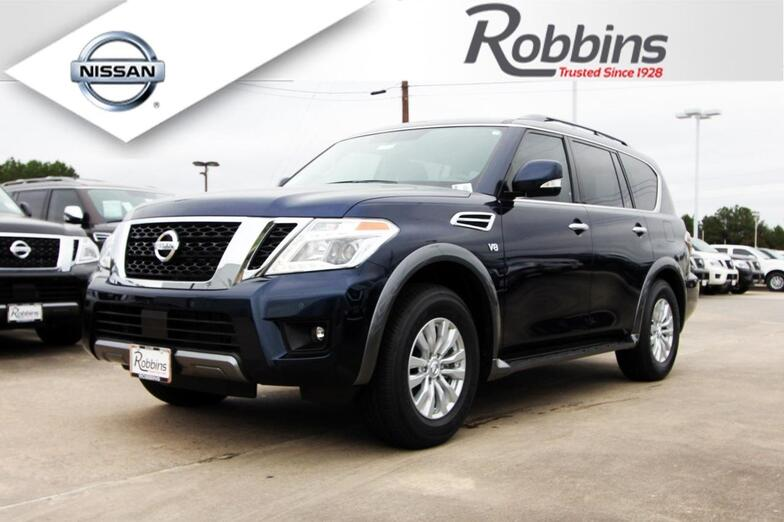 2019 Nissan Armada SV Houston TX