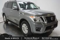 Nissan Armada SV NAV,CAM,HTD STS,PARK ASST,18IN WLS,3RD ROW 2019
