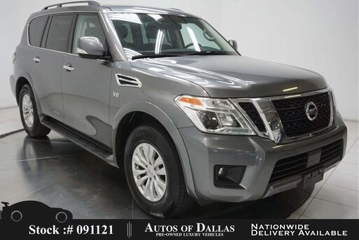 2019_Nissan_Armada_SV NAV,CAM,HTD STS,PARK ASST,18IN WLS,3RD ROW_ Plano TX