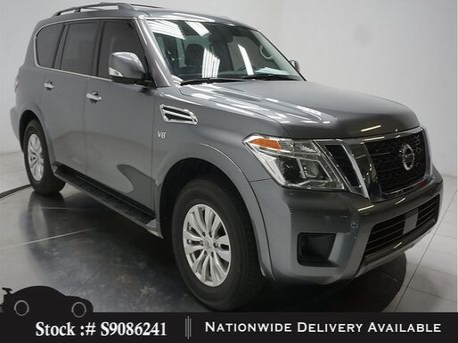 2019_Nissan_Armada_SV NAV,CAM,HTD STS,PARK ASST,3RD ROW_ Plano TX