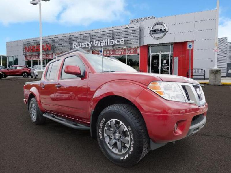 2019 Nissan Frontier Knoxville TN