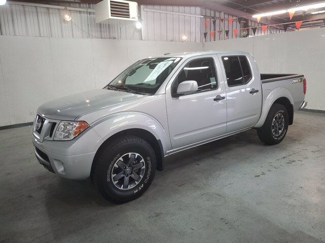 2019 Nissan Frontier 4x4 PRO-4X Oroville CA