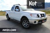 2019 Nissan Frontier Crew Cab SL Long Bed 4x4 , One Owner, Fully Loaded