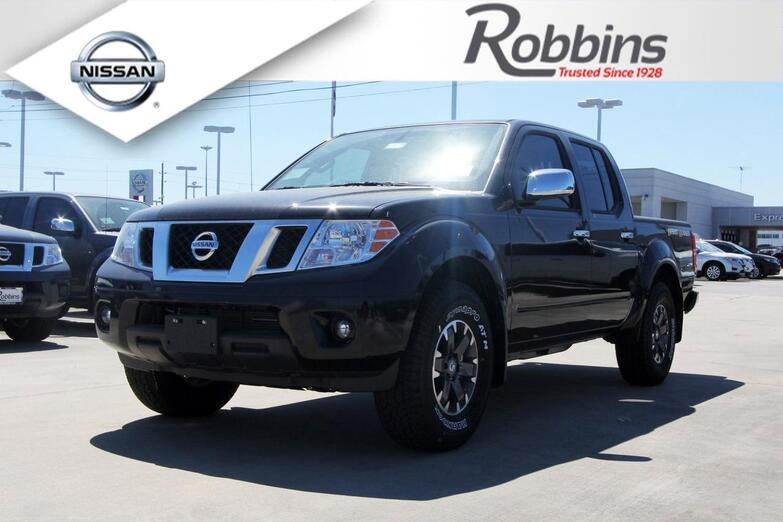 2019 Nissan Frontier Desert Runner Houston TX