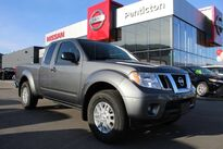 Nissan Frontier King Cab SV Standard Bed 4x4 Auto 2019