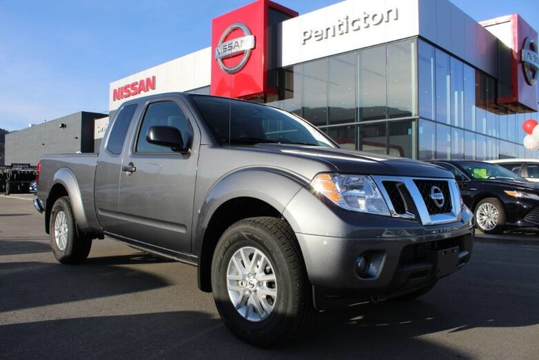 2019 Nissan Frontier King Cab SV Standard Bed 4x4 Auto Penticton BC