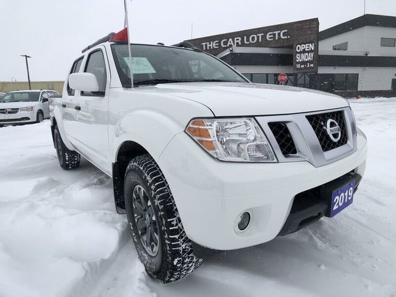 2019 Nissan Frontier PRO-4X 4X4 PREVIOUS DAILY RENTAL Greater Sudbury ON