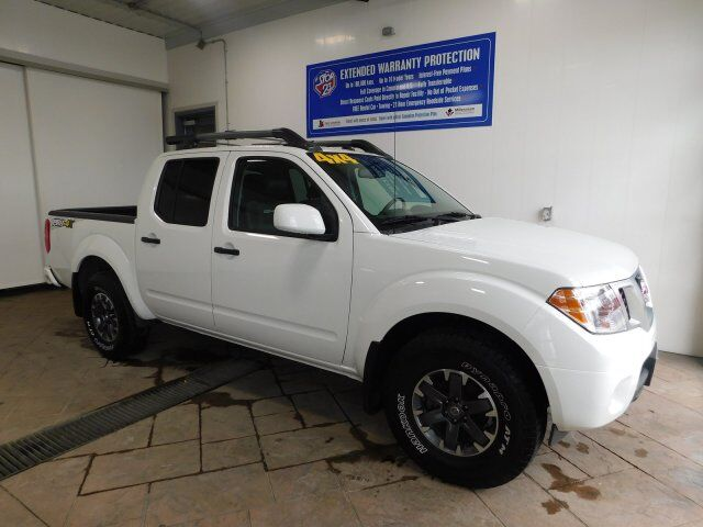 2019 Nissan Frontier PRO-4X CREW CAB 5AT LEATHER NAVI SUNROOF Listowel ON