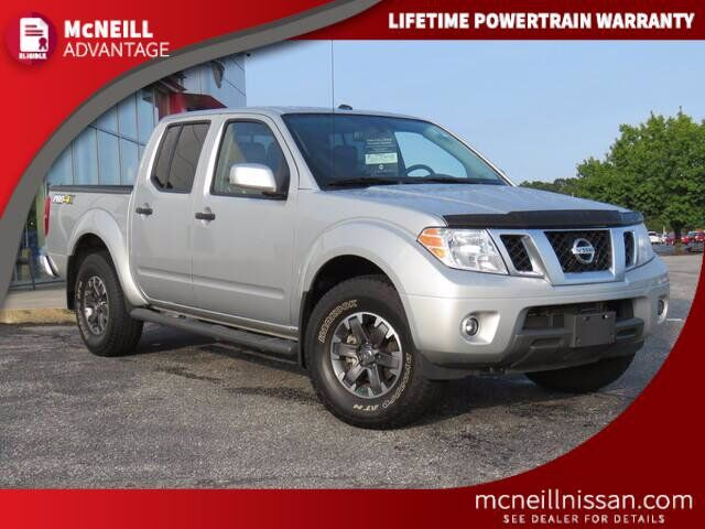 2019 Nissan Frontier PRO-4X High Point NC