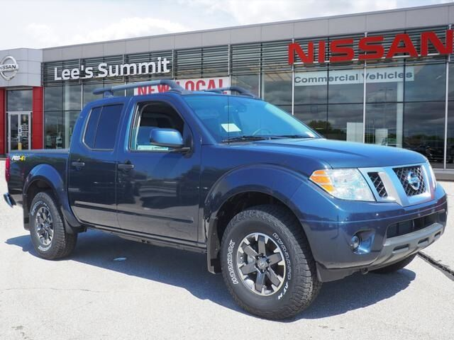 2019 Nissan Frontier PRO-4X Kansas City KS