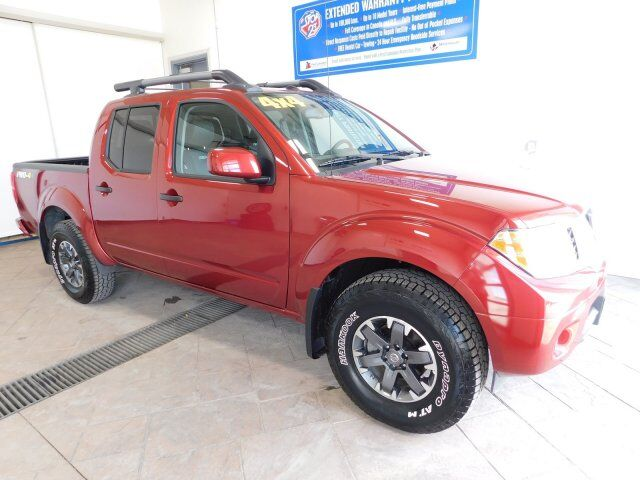 2019 Nissan Frontier PRO-4X LEATHER NAVI SUNROOF Listowel ON