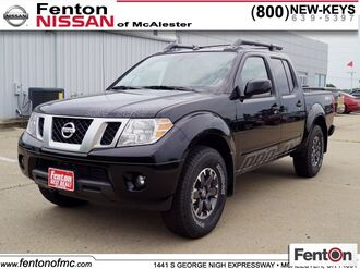 2019_Nissan_Frontier_PRO-4X_ McAlester OK